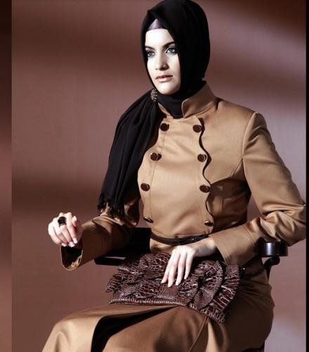 2012 tesettur giyim modelleri En Güzel Tesettür Giyim Modelleri 2