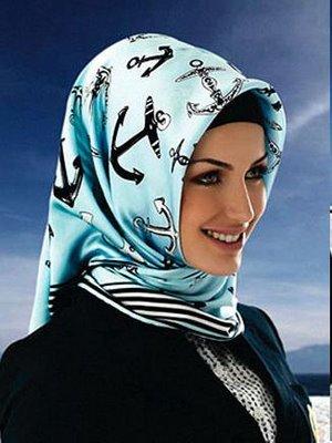 2012 yeni trend esarp modelleri Armine Yeni Trend Eşarp Modelleri 19