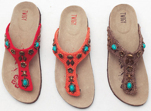 Twigy parmak arasi bayan terlikleri Yeni Trend Parmak Arası Terlik Modelleri 16