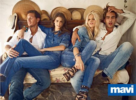 Yeni trend mavi jean kreasyonu 2012 Yeni Sezon Mavi Jeans Kreasyonu 16
