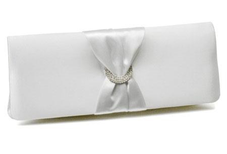 beyaz saten en guzel abiye canta ornegi Modern Şık Trend Abiye Çanta Modelleri 4