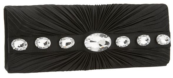 beyaz tasli siyah abiye elbise modelleri Modern Şık Trend Abiye Çanta Modelleri 7