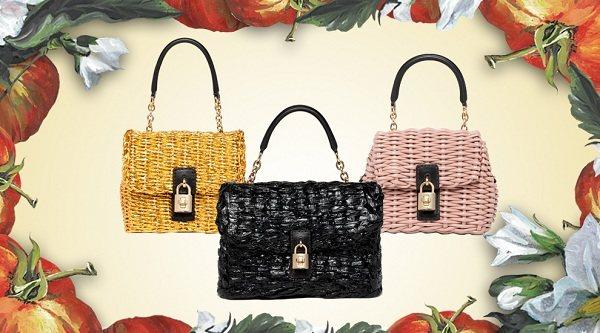 dolce gabbana 2012 canta koleksiyonlari Yeni Sezon Dolce Gabbana Kreasyonu 6