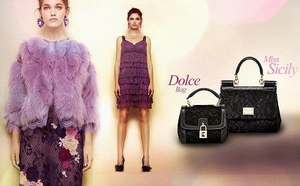 dolce gabbana elbise koleksiyonlari Yeni Sezon Dolce Gabbana Kreasyonu 10