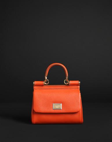 dolce gabbana turuncu canta modelleri Yeni Sezon Dolce Gabbana Kreasyonu 14