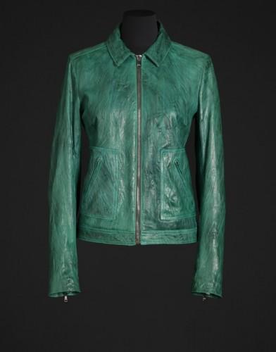 dolce gabbana yesil baharlik deri ceketler Yeni Sezon Dolce Gabbana Kreasyonu 16