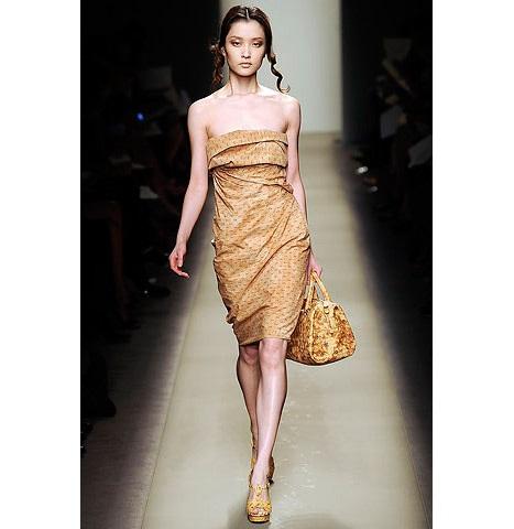 en guzel 2012 mini straplez elbiseler Yazlık Trend Straplez Elbise Modelleri 1