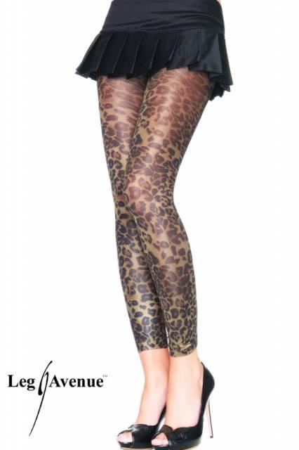 en guzel leopar desenli tayt ornekleri Yeni Trend 2012 En Güzel Farklı Tayt Modelleri 11
