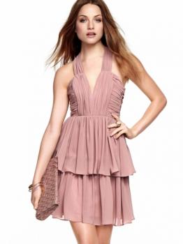 en guzel yazlik sifon elbise modelleri Yeni Sezon Yazlık Şifon Elbise Modelleri 22