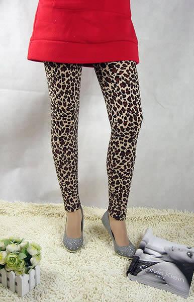 farkli leopar desenli tayt modelleri Yeni Trend 2012 En Güzel Farklı Tayt Modelleri 12