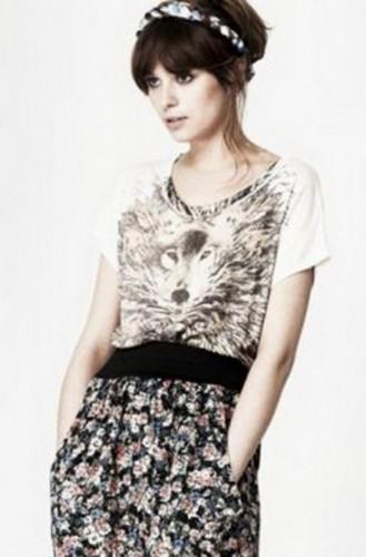 icekli kisa kollu zara elbise modelleri1 Yeni Sezon Zara Giyim Koleksiyonu 1