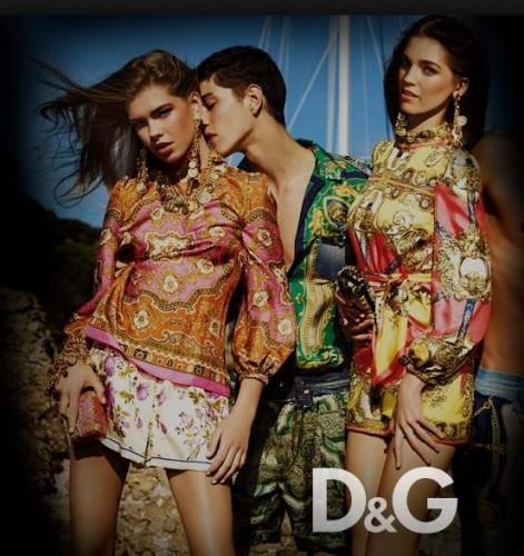 ilkbahar dolce gabbana koleksiyon modelleri Yeni Sezon Dolce Gabbana Kreasyonu 18