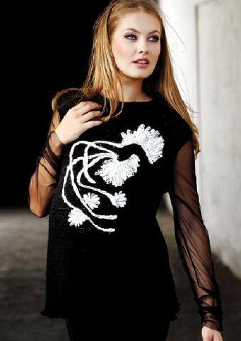 k abiye uzun kollu 2012 hamile bluzlari1 Trend Farklı Hamile T-Shirt Modelleri 3