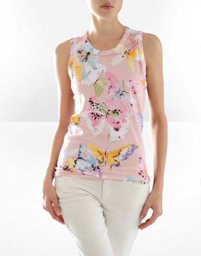 kelebek desenli askili bayan bluz modelleri Yeni Sezon Dolce Gabbana Kreasyonu 31
