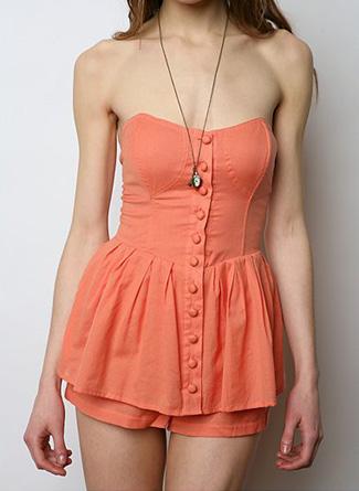 keten spor straplez elbiseler Yazlık Trend Straplez Elbise Modelleri 4