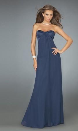 lacivert straplez uzun elbise modelleri Yazlık Trend Straplez Elbise Modelleri 25