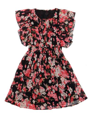 lc waikiki yazlik sifon elbise cesitleri Yeni Sezon Lc Waikiki Bay-Bayan Kıyafetler 3