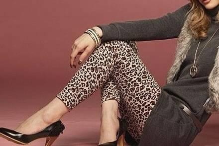 leopar desenli tayt modelleri ornekleri Yeni Trend 2012 En Güzel Farklı Tayt Modelleri 5