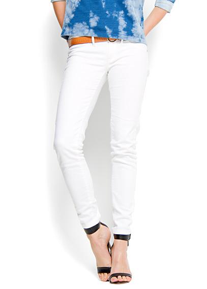 mango skinny jean modelleri Mango Yeni Sezon Jean Modelleri 6
