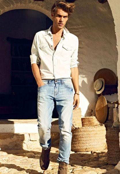mavi erkek baharlik koleksiyon modelleri 2012 Yeni Sezon Mavi Jeans Kreasyonu 11