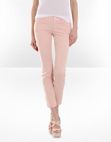 pudra rengi dar paca keten pantolon Yeni Sezon Dolce Gabbana Kreasyonu 23