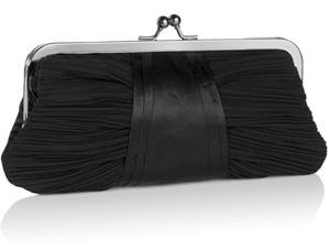 siyah buzgu en guzel abiye el cantalari Modern Şık Trend Abiye Çanta Modelleri 14