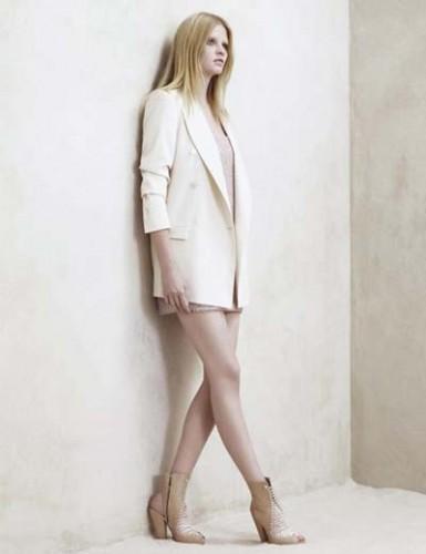 trend farkli ceket ve bilekte topukli ayakkabi modelleri1 Yeni Sezon Zara Giyim Koleksiyonu 11