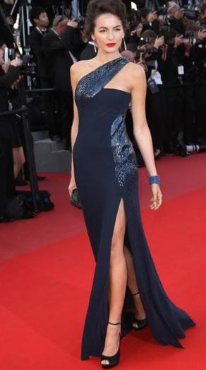 uzun bacak dekolteli 2012 abiye elbiseler En Güzel Dekolte Abiye Elbise Modelleri 21