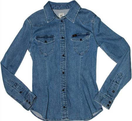 uzun kollu dar kesimli kot ceket modeli 2012 Lee İlkbahar Yaz Koleksiyonu 18