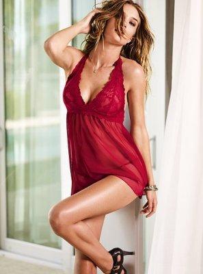 yeni trend 2012 dantel tul kirmizi gecelik modelleri Trend Kırmızı Fantazi Gecelik Modelleri 20