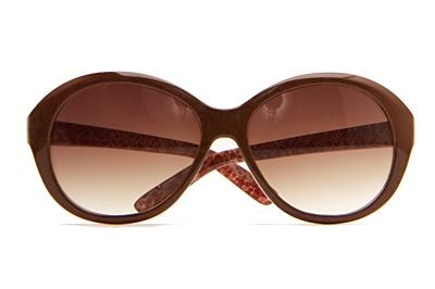 yuvarlak kahverengi cerceveli gunes gozlukleri Mango En Güzel Bayan Güneş Gözlükleri 14