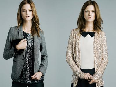 zara pullu ceket bluz tasarimlari modelleri1 Yeni Sezon Zara Giyim Koleksiyonu 23