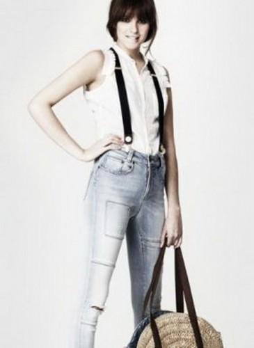 zara yeni trend jeaan tulum modelleri1 Yeni Sezon Zara Giyim Koleksiyonu 26
