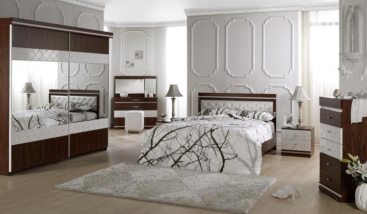 en guzel bellona yatak odasi ornekleri Yeni Sezon Marka Yatak Odası Modelleri 5