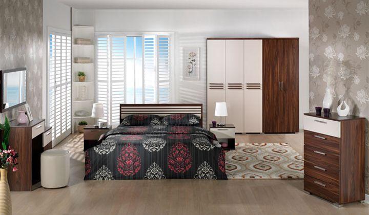en guzel yatak odasi ornekleri Yeni Sezon Marka Yatak Odası Modelleri 6