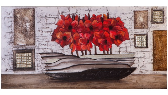farkli modern duvar tablosu ornegi En güzel Farklı Tablo Modelleri 10