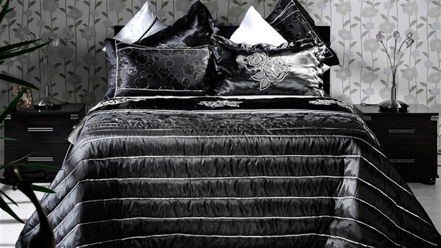 istikbal siyah yatak seti modelleri Yeni Sezon İstikbal Yatak Seti Modelleri 4