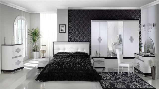 istikbal yatak odasi modelleri Yeni Sezon Marka Yatak Odası Modelleri 8