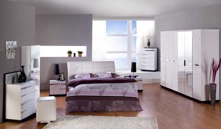 yeni sezon bellona beyaz yatak odasi ornegi Yeni Sezon Marka Yatak Odası Modelleri 24