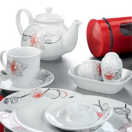 yeni trend degisik sik kahvalti takimi ornekleri Yeni Sezon Kütahya Kahvaltı Takımları 26