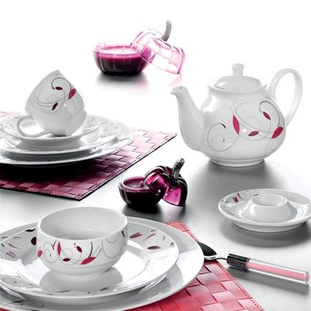 yeni trend sik kahvalti takimi ornegi Yeni Sezon Kütahya Kahvaltı Takımları 28