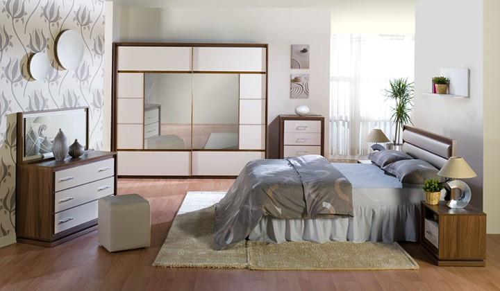 yeni trend yatak odasi modelleri Yeni Sezon Marka Yatak Odası Modelleri 21