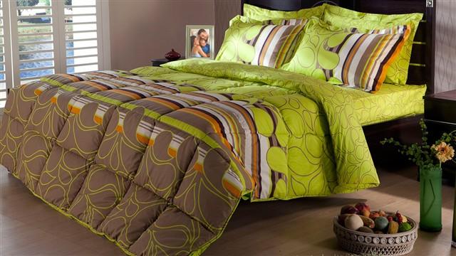 yesil kahverengi uyku seti ornekleri İstikbal Uyku Seti Modelleri 22