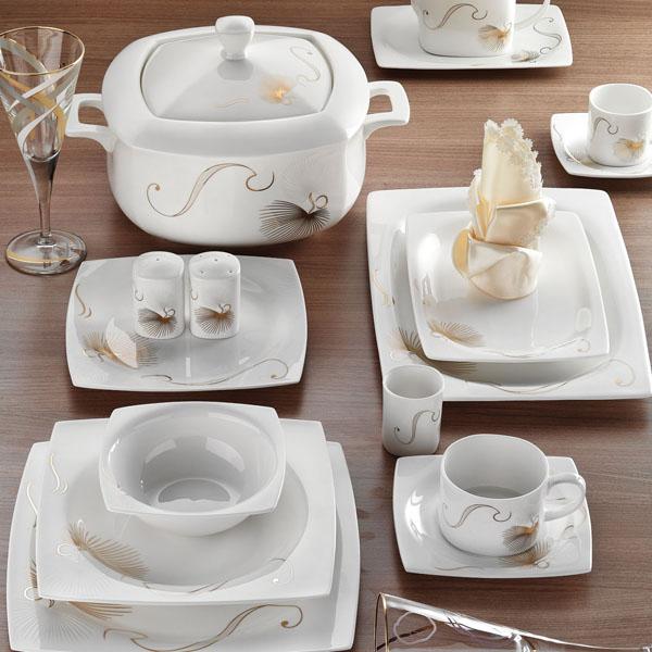 2012 86 parca schafer yemek takimlari Schafer Yemek Takımı Modelleri 1