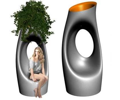 degisik modern trend vazolar En ilginç Vazo Modelleri 19