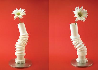 hortum sekilli vazo modelleri En ilginç Vazo Modelleri 1