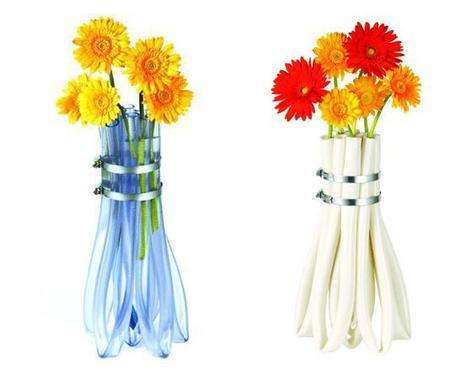 hortumlama sekilli vazo ornekleri En ilginç Vazo Modelleri 2