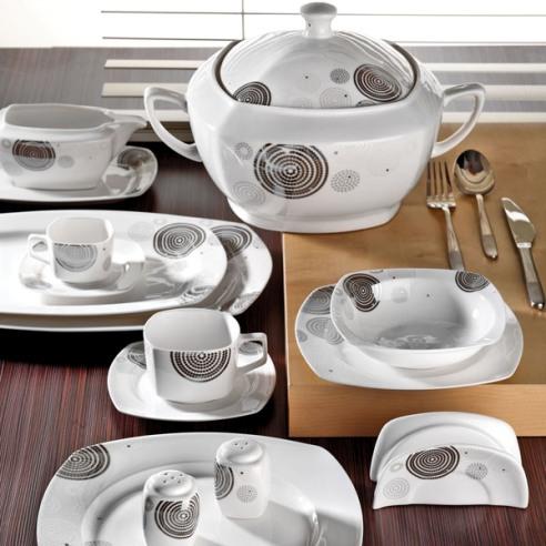 kare 86 parca 2012 yemek takimi modeli Schafer Yemek Takımı Modelleri 14