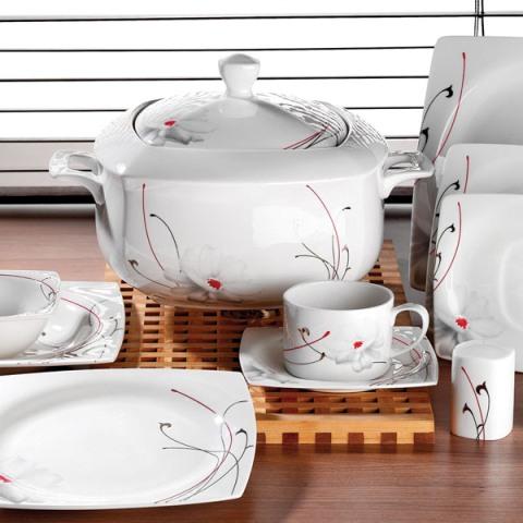 kare schafer yemek takimi modelleri Schafer Yemek Takımı Modelleri 15