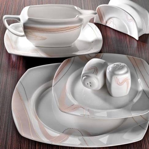 parlak pembe desenli schafer yemek takimi modelleri Schafer Yemek Takımı Modelleri 17